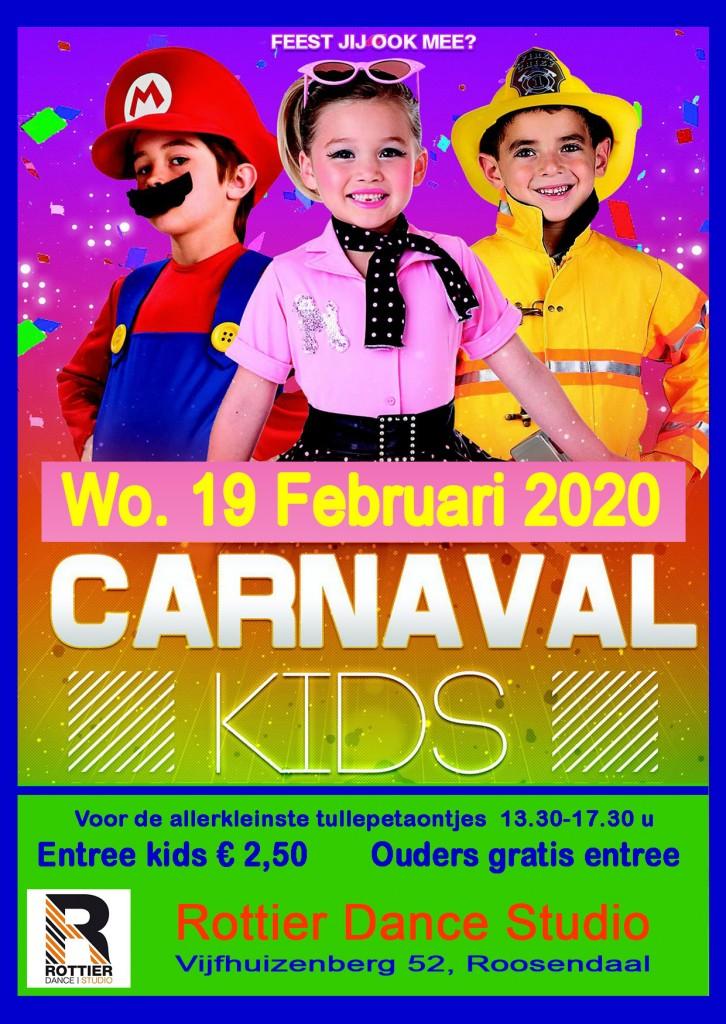 Kids flyer 2020