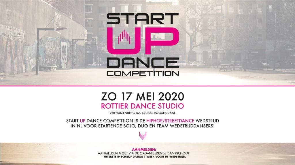 Start Up Dance Competition Rottier Dance Studio _Tekengebied 1