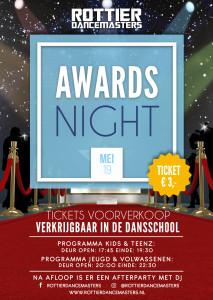 Awards night @ Rottier Dance Studio | Roosendaal | Noord-Brabant | Nederland