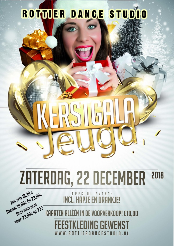 Jeugd poster a4 2018